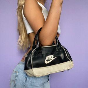 Nike Vintage Mini Bowling Bag Purse
